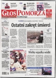 Głos Pomorza, 2007, grudzień, nr 284 (284)