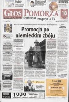 Głos Pomorza, 2007, maj, nr 106 (106)