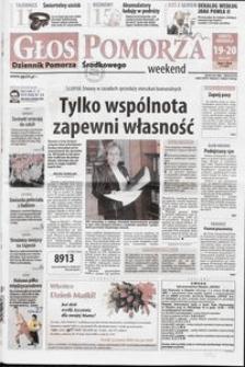 Głos Pomorza, 2007, maj, nr 107 (107)