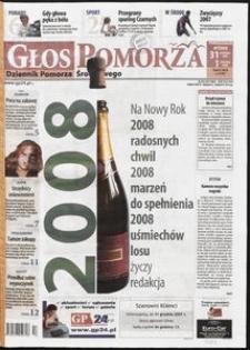 Głos Pomorza, 2007, grudzień, nr 295 (295)