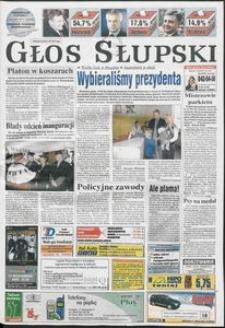 Głos Słupski, 2000, październik, nr 235