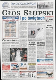 Głos Słupski, 2000, grudzień, nr 299