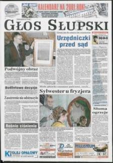 Głos Słupski, 2000, grudzień, nr 301