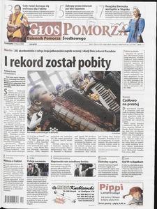Głos Pomorza, 2008, marzec, nr 65 (360)
