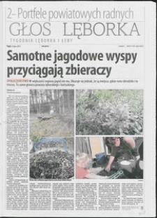 Głos Lęborka : tygodnik Lęborka i Łeby, 2013, lipiec, nr 161