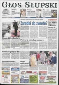 Głos Słupski, 2001, sierpień, nr 182