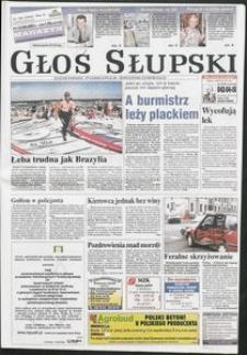 Głos Słupski, 2001, sierpień, nr 186