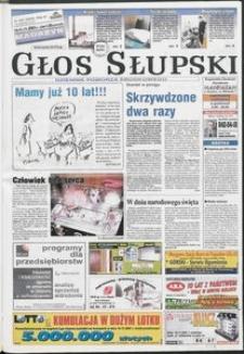 Głos Słupski, 2001, listopad, nr 262