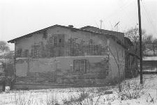Budynek mieszkalny zrębowy - Pogódki