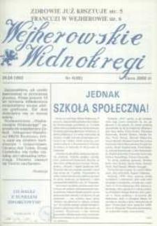 Wejherowskie Widnokręgi, 1992, kwiecień, Nr 4