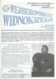 Wejherowskie Widnokręgi, 1992, maj, Nr 5 (66)