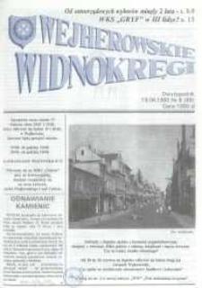 Wejherowskie Widnokręgi, 1992, czerwiec, Nr 8 (69)
