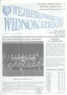 Wejherowskie Widnokręgi, 1992, lipiec, Nr 9 (70)