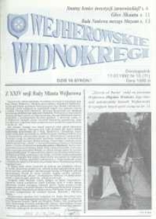 Wejherowskie Widnokręgi, 1992, lipiec, Nr 10 (71)