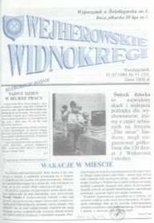 Wejherowskie Widnokręgi, 1992, lipiec, Nr 11 (72)