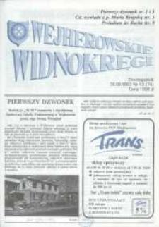Wejherowskie Widnokręgi, 1992, sierpień, Nr 13 (74)