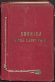 Kronika m. Sławna tom 2