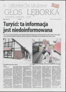 Głos Lęborka : tygodnik Lęborka i Łeby, 2013, sierpień, nr 179