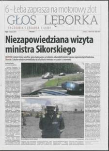 Głos Lęborka : tygodnik Lęborka i Łeby, 2013, sierpień, nr 190