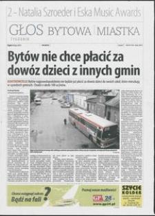 Głos Bytowa i Miastka : tygodnik, 2013, lipiec, nr 173