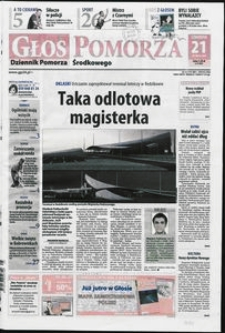 Głos Pomorza, 2007, czerwiec, nr 134 (134)