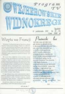 Wejherowskie Widnokręgi, 1992, październik, Nr 18 (79)