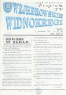 Wejherowskie Widnokręgi, 1992, październik, Nr 19 (79)