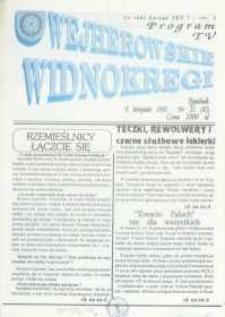Wejherowskie Widnokręgi, 1992, listopad, Nr 21 (82)