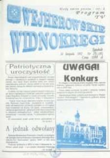 Wejherowskie Widnokręgi, 1992, listopad, Nr 27 [24] (85)