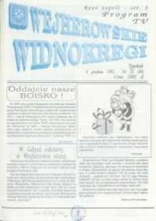 Wejherowskie Widnokręgi, 1992, grudzień, Nr 25 (86)