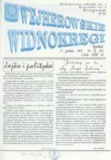Wejherowskie Widnokręgi, 1992, grudzień, Nr 26 (87)