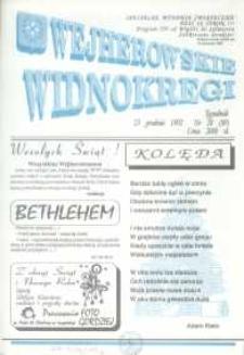 Wejherowskie Widnokręgi, 1992, grudzień, Nr 28 (89)