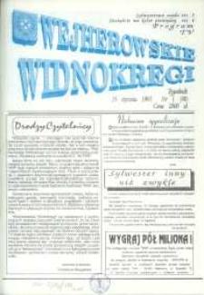 Wejherowskie Widnokręgi, 1993, styczeń, Nr 1 (90)