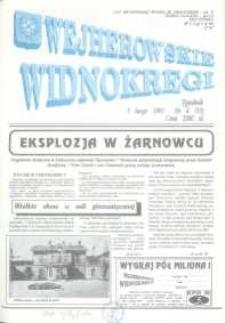 Wejherowskie Widnokręgi, 1993, luty, Nr 4 (93)