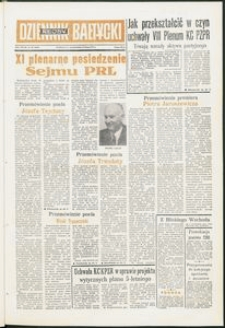 Dziennik Bałtycki, 1971, nr 39