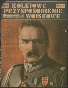 Kolejowe Przysposobienie Wojskowe, 1934, nr 3