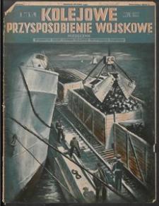 Kolejowe Przysposobienie Wojskowe, 1934, nr 6