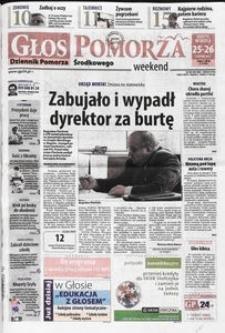 Głos Pomorza, 2007, sierpień, nr 189 (189)