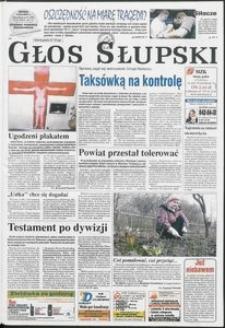 Głos Słupski, 2001, marzec, nr 62
