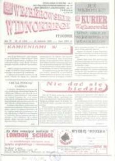 Wejherowskie Widnokręgi, 1993, kwiecień, Nr 15 (104)