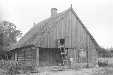 Chata podcieniowa - Osiek