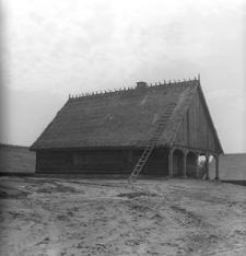Chata z Lipuskiej Huty w KPE - Wdzydze
