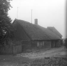 Dom mieszkalny o konstrukcji zrębowej - Kaliska