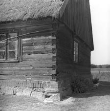 Budynek zrębowy z wnęką - Chrztowo