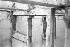 Rozbiórka dworku o konstrukcji szkieletowej i zrębowej - Nowy Barkoczyn