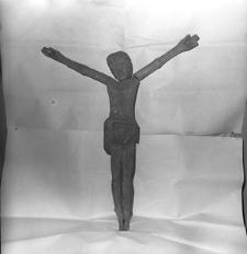 Rzeźba - Chrystus z krzyża z Gołczewa - Wdzydze KPE