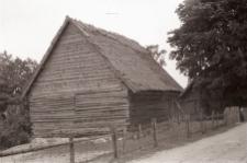 Stodoła zrębowa - Skwierawy
