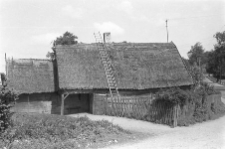 Chata zrębowa - Skorzewo