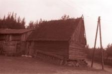 Stodoła zrębowa - Płocice