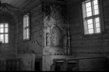 Barokowy kościół drewniany - Swornegacie